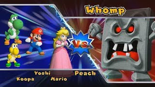 Mario Party 9 All Boss Outrages