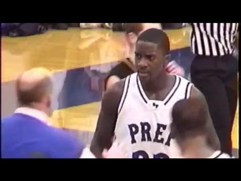 Martell Webster and Spencer Hawes highlights (Seattle Prep vs Bishop Blanchet - Jan 15, 2005)