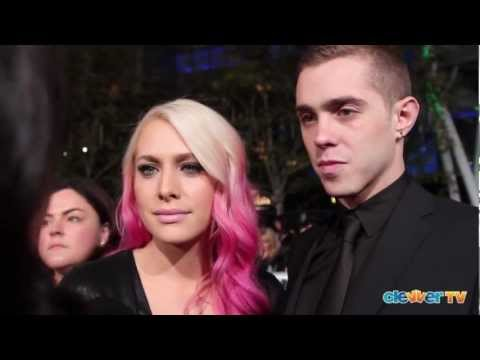 Casey LaBow Interview - Breaking Dawn Part 2 Premiere