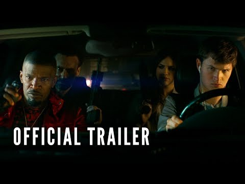 "BABY DRIVER – Official ""TeKillYah"" Trailer (HD)"