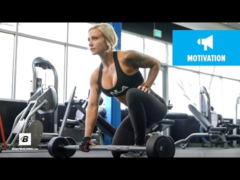 From Out of Shape Mom to IFBB Bikini Pro | Amy Updike NLA for Her Athlete Profile