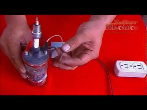 Probador de bobinas