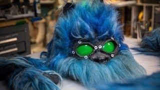 "Making the Creature Costume for ""Yoshua"""
