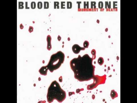 Blood Red Throne - Ravenous War Machine