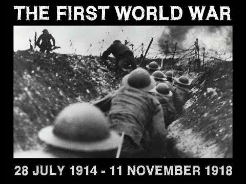 100 YEARS 1. WW--------It began in SARAJEVO