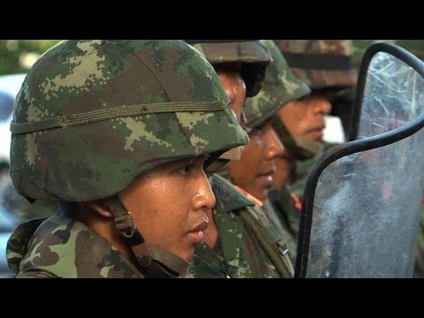 Thai military seizes power, leaving uncertain road ahead