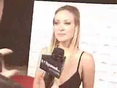 Clip of Olivia Wilde at Maxim Video