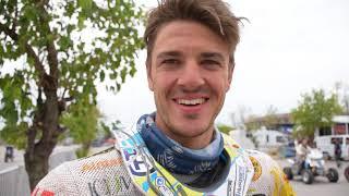 Dakar 2018: Cordoba, intervista finale Jacopo Cerutti