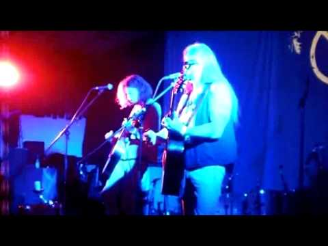 Wino &amp; Conny Ochs - Somewhere Nowhere - live SoM 2012