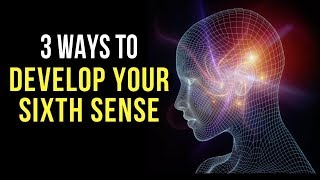 How to AWAKEN Your PSYCHIC ABILITIES! TAP into Your ExtraSensory Perception | ESP | Sixth Sense