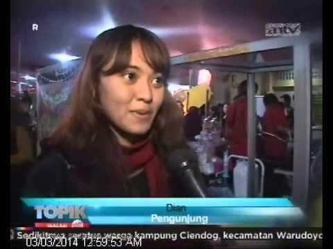 [ANTV] TOPIK KULINER Cibadak Culinary Night