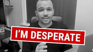 HELP ME! I'm desperate 😱#AskKev