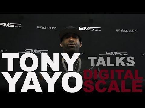 Tony Yayo Talks 'Digital Scale'