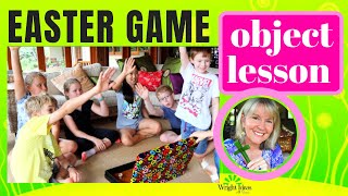 EASTER GAME & OBJECT LESSON 'What's Missing?' game for church, home & school WRIGHT IDEAS WITH SUSAN