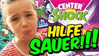 EXTREM saure Center Shocks! Wie reagieren die Kinder? mit Lulu & Leon - Family and Fun