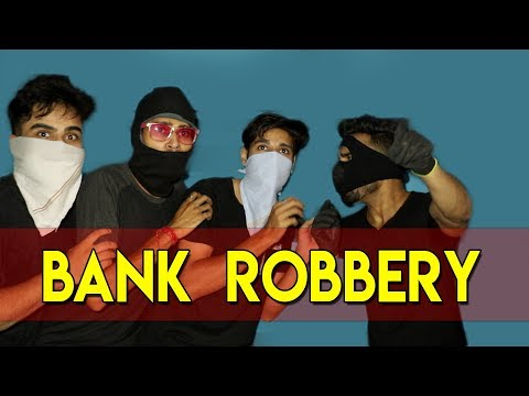 BANK ROBBERY || THE SAMMRAAT || funny videos 2018 youtube
