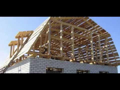 Строительство мансардного этажа своими руками видео