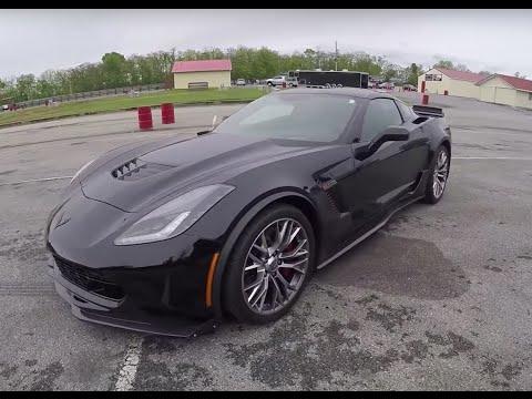 DSC Sport Tuned 2016 Corvette Z06 - (Track) One Take