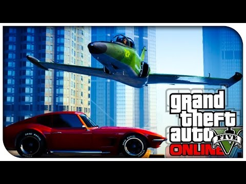 GTA 5 Online - Flight School DLC Review. Leaked Weapons & More! (Squadcast #25) [GTA V]