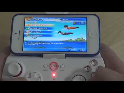 PPSSPP (Play Station Portable Emulator) + Ipega 9025 Review [RO]