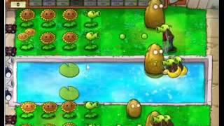 Game | Plants vs Zombies chiến thuật đánh ZomBotany 2 | Plants vs Zombies chien thuat danh ZomBotany 2