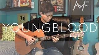Download Lagu 5 Seconds Of Summer - Youngblood (5SOS) - Cover (Fingerstyle Guitar) Gratis STAFABAND