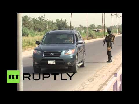 Iraq: Police launch manhunt for 18 kidnapped Turkish workers