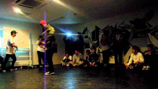 Babylon (Mighty Zulu Kingz) VS BACCHO (Shangri-La)  ~臼井企画 USUI KIKAKU~