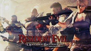 RESIDENT EVIL: Operation Raccoon City Echo Six DLC All Cutscenes (Game Movie) PC 1080p 60FPS