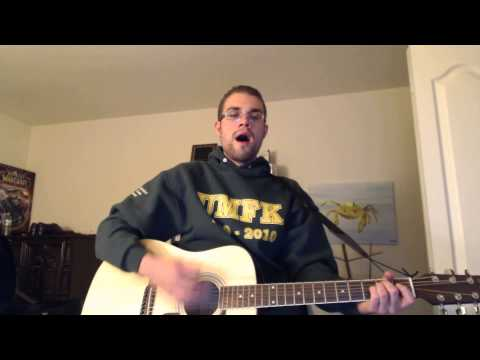 Above and Below - Bravery Cover Tim Shank