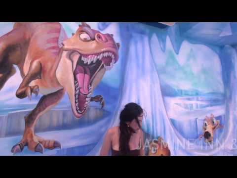 ห้อง ไอซ์เอจ 2 (Ice Age II Room)