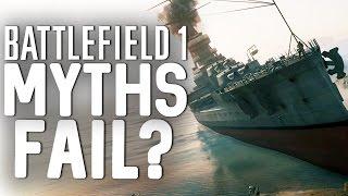 Flipping The Dreadnought? (Battlefield 1)