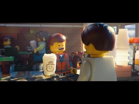 The LEGO Movie - HD Trailer 2 - Official Warner Bros.
