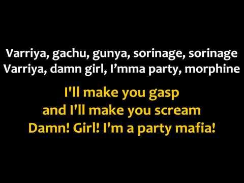 PSY - Gentleman Lyrics (English+Original)