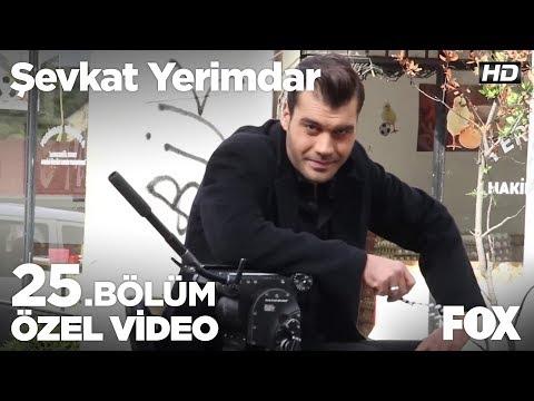 Şevkat Yerimdar 25. Bölüm kamera arkası görüntüleri yayında!