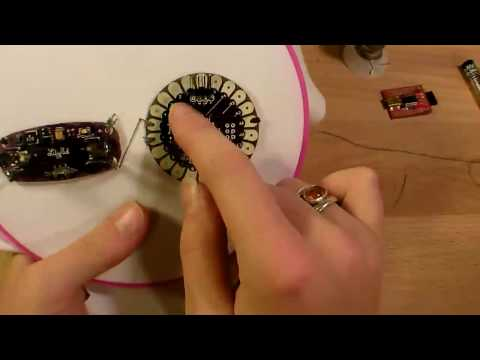 CRAFT Video: LilyPad Arduino 101