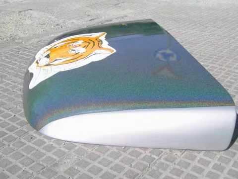 Pellicola Wrapping 3m Fiat 500 Pellicola 3m