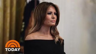 Melania Trump Talks Media And Her Marriage In New Interview | TODAY