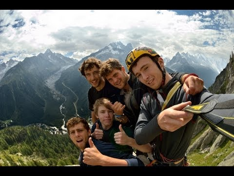 AF Euro Trip: A climb, slackline, skate, kayak and drive around Europe!