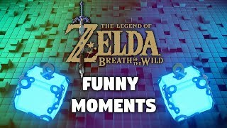 BOMBS ARE FUN! | The Legend of Zelda: Breath of the Wild (Funny Moments)