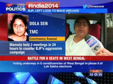 Fight for West Bengal heats up