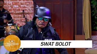 Ada Apa Nih, Bolot Jadi SWAT?