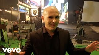"Pitbull - VEVO News: Behind The Scenes of ""International Love"""