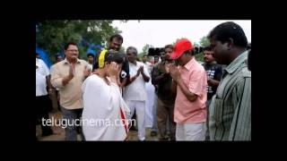 Nayanatara in tears of joy on sets of