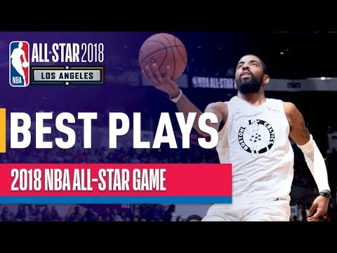 Very Best Plays From 2018 Nba All Star Game
