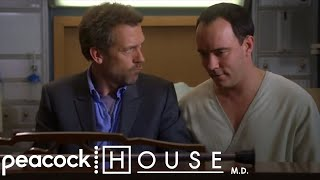 House Plays Piano With Patient | House M.D.