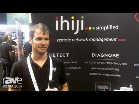 CEDIA 2014: ihiji Details Network Management System
