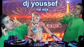 houari bouha galbi rah yvibri remix bye dj youssef
