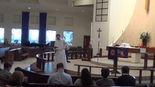 Who Do You Say I Am? The Christ. (March 1, 2015 Sermon)