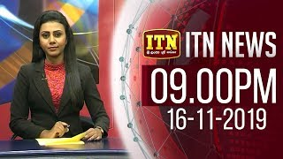 ITN News 2019-11-16 | 09.00 PM